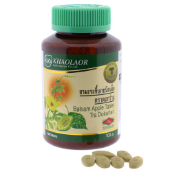 Balsam Apple (Momordica Сharantia, Gumnopetalum Сochinchinense and Tinospora Crispa Extract)