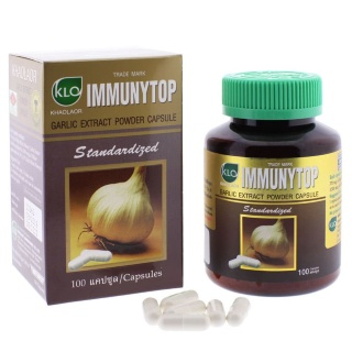 Immunotope Capsules (Allicin isolated from garlic)
