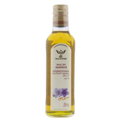 Масло Льняное (Flax Seed Oil)
